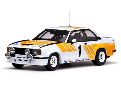sun star 1975 opel ascona b sr 1 5341 in 1 18 scale mdiecast. Black Bedroom Furniture Sets. Home Design Ideas