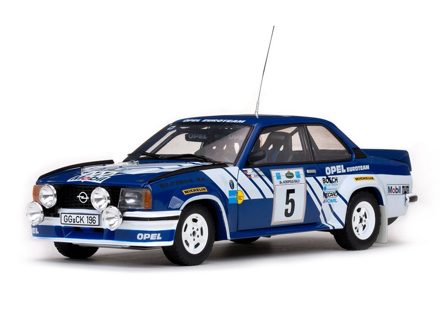 sun star opel ascona 400 acropolis rally 1981 5 5361 in 1 18 scale mdiecast. Black Bedroom Furniture Sets. Home Design Ideas
