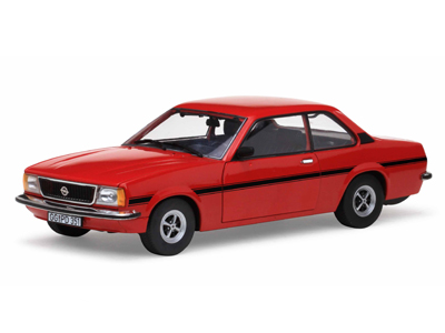 sun star opel ascona b sr cardinal red 5381 in 1 18 scale mdiecast. Black Bedroom Furniture Sets. Home Design Ideas