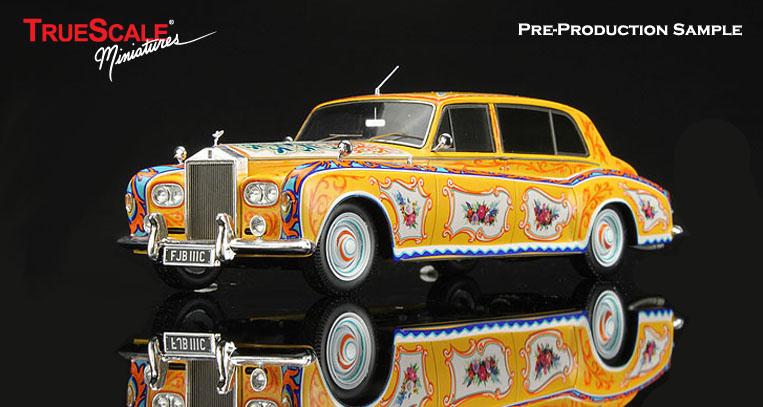 TrueScale Miniatures: 1965 Rolls-Royce Phantom V 'John ...