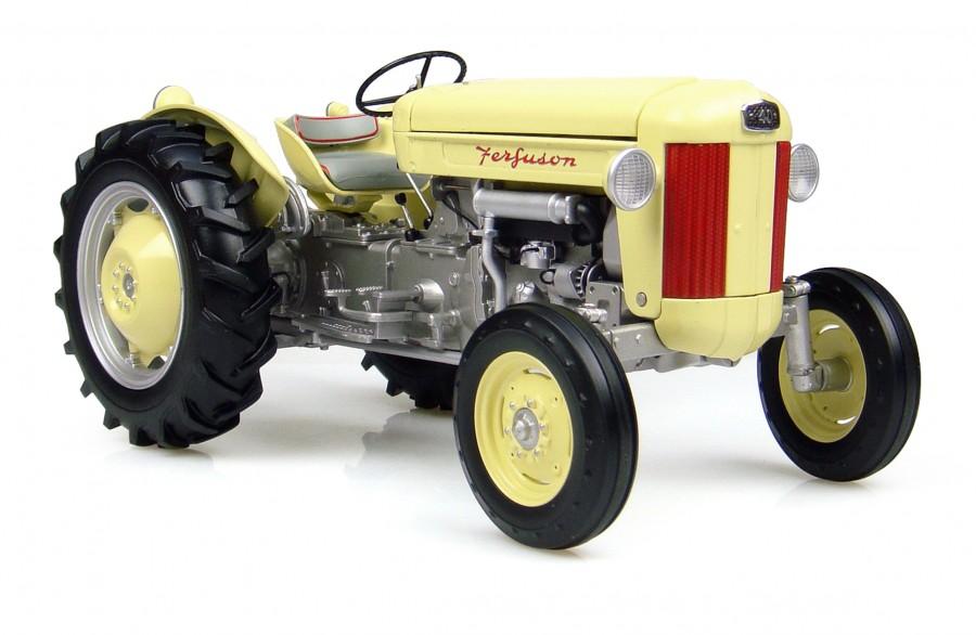 Ferguson 40 Tractor : Universal hobbies ferguson standard light yellow