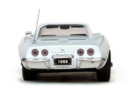 vitesse 1969 chevrolet corvette coupe can am white 36248 in 1 - Corvette Stingray 1969 White