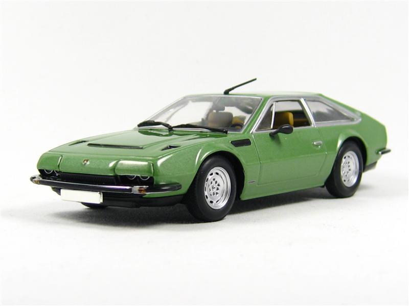 Minichamps Lamborghini Jarama 1970 In 1 43 Scale Mdiecast