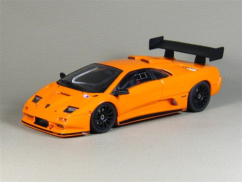 Looksmart Lamborghini Diablo Gt2 1998 Im 1 43 Massstab Mdiecast