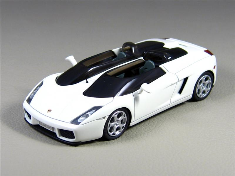 Fujimi Resin Collection Lamborghini Concept S Geneva In 1