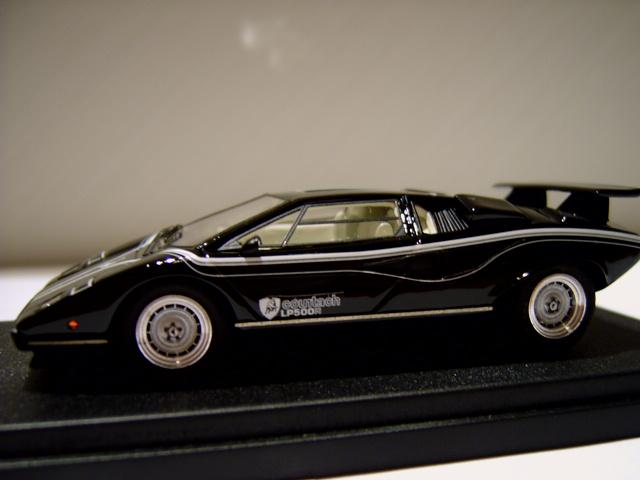 Mr Collection Lamborghini Countach Lp 500 R In 1 43 Scale