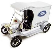 Universal Hobbies: 1913 Ford Model 'T' Delivery Truck (4306) in 1:18 scale