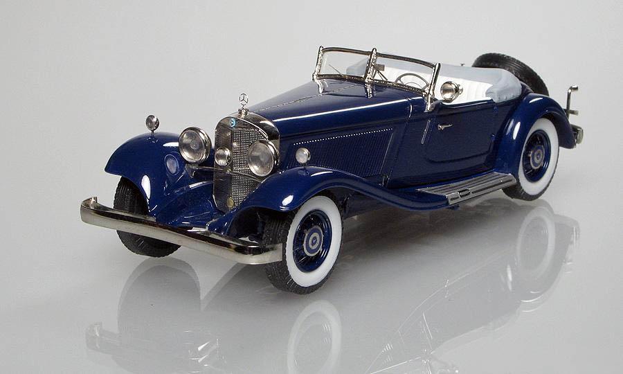 emc  1934 mercedes