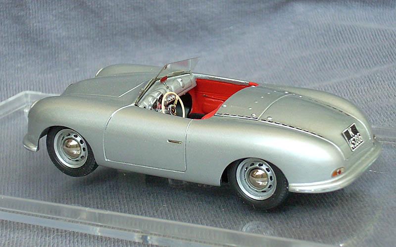 Brands Of Cars >> EMC: 1948 Porsche 356 No 1 Roadster in 1:43 scale - mDiecast