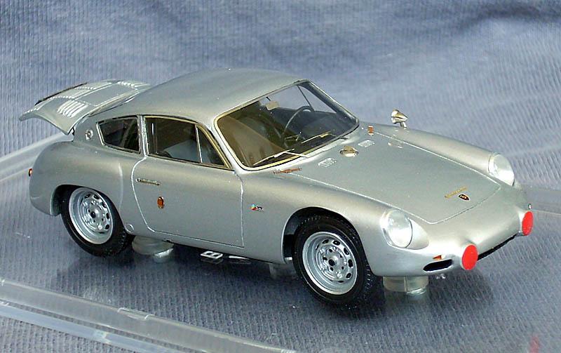 Emc 1960 Porsche 356b Carrera Gtl Abarth In 1 43 Scale