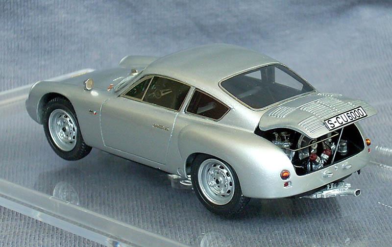 porsche 356b abarth gtl 1960