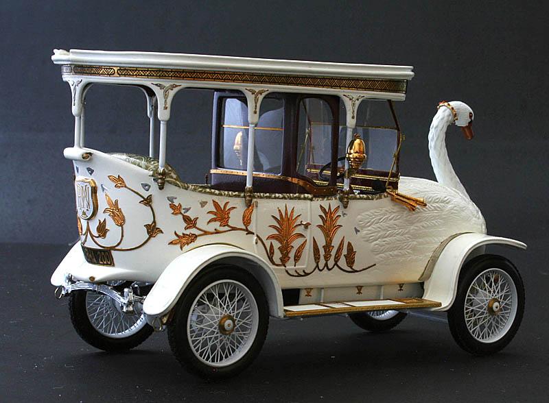 All Car Brands >> EMC: 1910 Brooke Swan Car in 1:43 scale - mDiecast