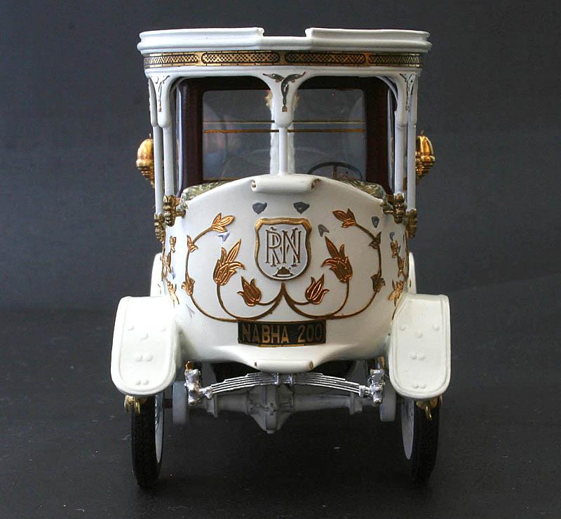 EMC: 1910 Brooke Swan Car in 1:43 scale - mDiecast