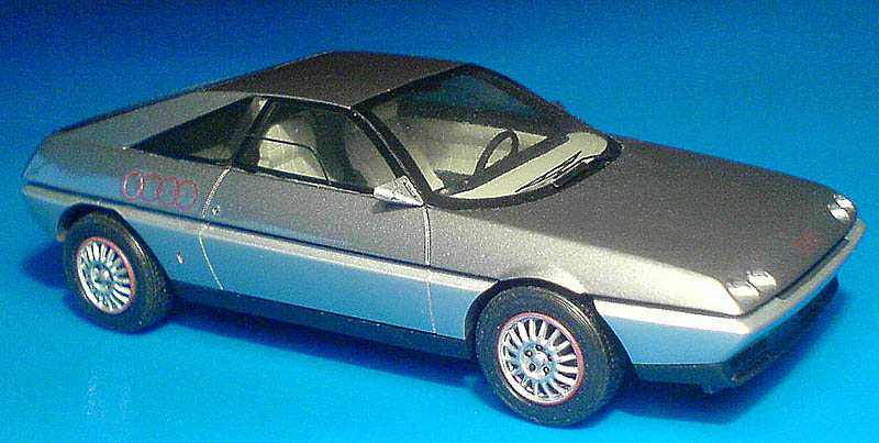 Emc 1981 Audi Quartz Pininfarina Concept Car In 1 43