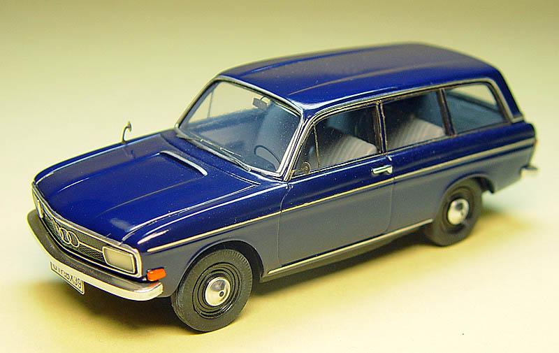 Emc 1968 Audi 60 Avant In 1 43 Scale Mdiecast