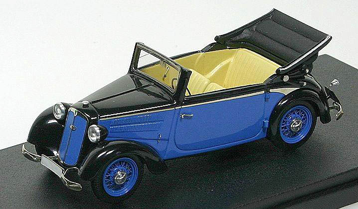 emc 1939 dkw f8 cabrio in 1 43 scale mdiecast. Black Bedroom Furniture Sets. Home Design Ideas