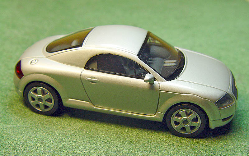 emc 1998 audi tt coupe 8n in 1 43 scale mdiecast. Black Bedroom Furniture Sets. Home Design Ideas