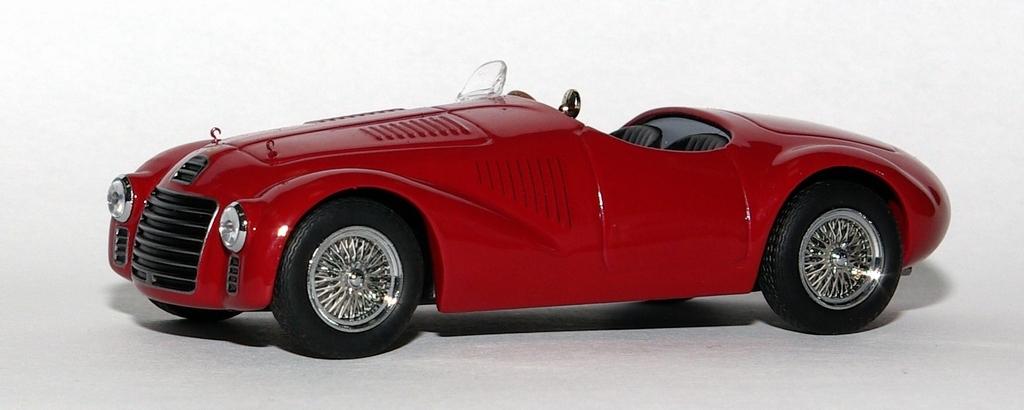 Ixo 1947 Ferrari 125 S Red Fer049 In 1 43 Scale