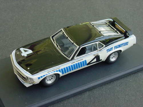 SMTS: 1971 Mustang Trans Am - White / Black #4 in 1:43 scale . Picture provided by Natty, 2010-05-21 04:56:11