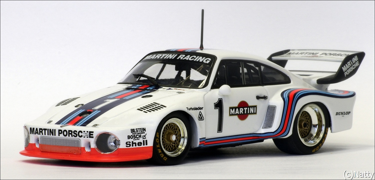 Minichamps 1976 Porsche 935 76 White 400 766301 In 1