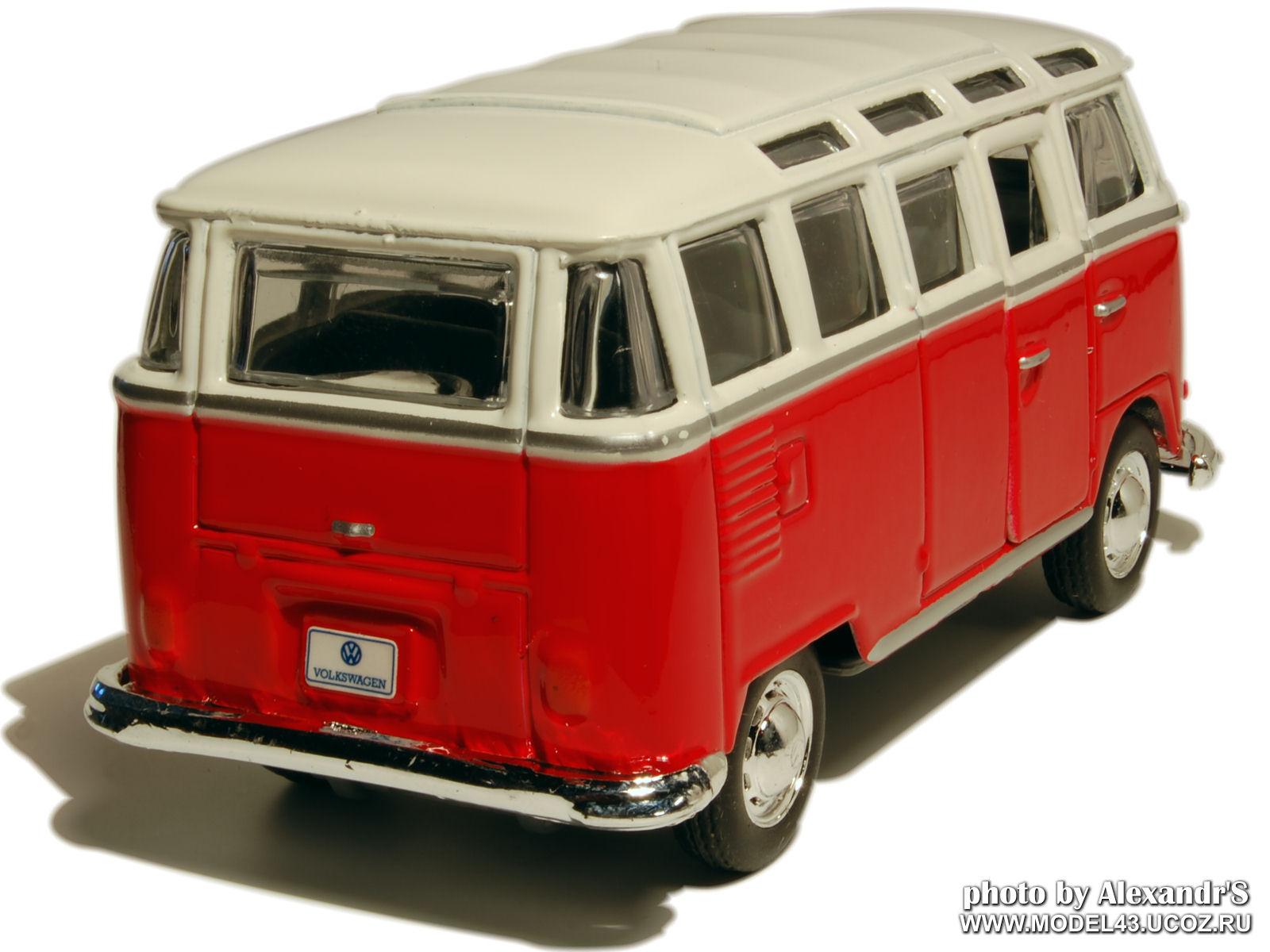 Maisto: 1951 Volkswagen T1