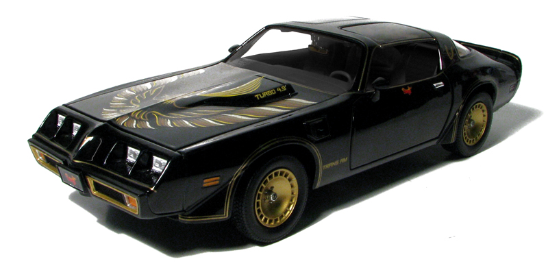 Greenlight Collectibles 1980 Pontiac Trans Am Smokey
