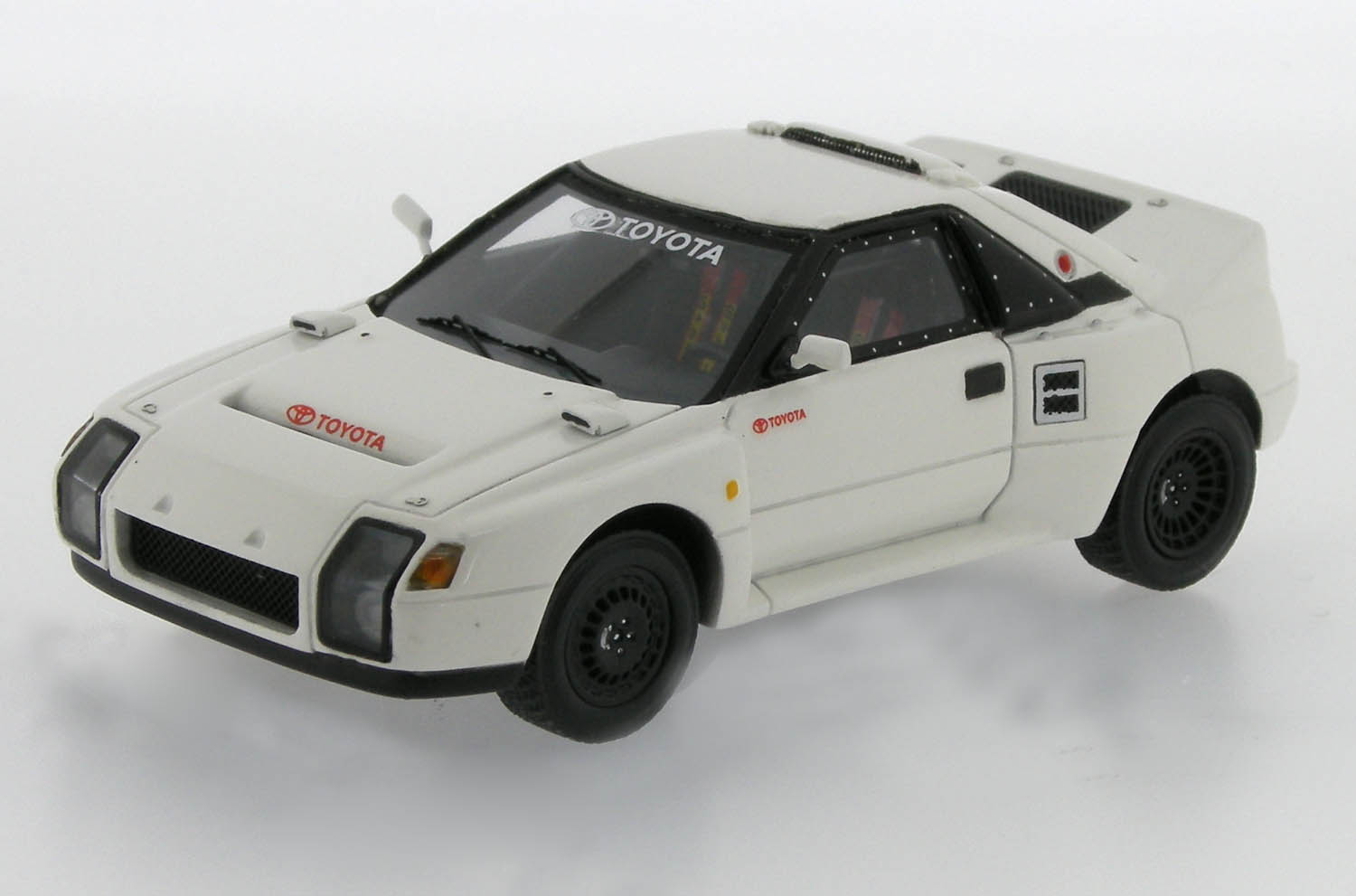 Toyota Owners Login >> Premium X: 1986 Toyota MR2 Group B - White (PR0031) in 1:43 scale - mDiecast