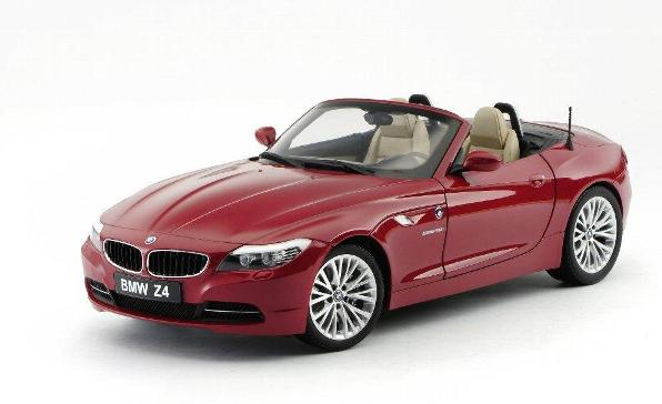 Kyosho Bmw Z4 Sdrive 35i E89 Melbourne Red Metallic