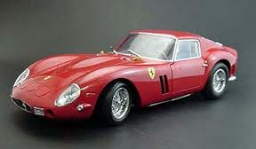 Ferrari 250 GTO 1962 KYOSHO 08431R 1:18
