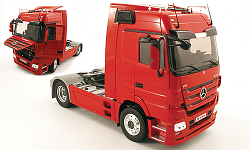 Cars Com Dealer Login >> Eligor: Mercedes-Benz Actros MP3 - Red (B6 600 4079) in 1:18 scale - mDiecast