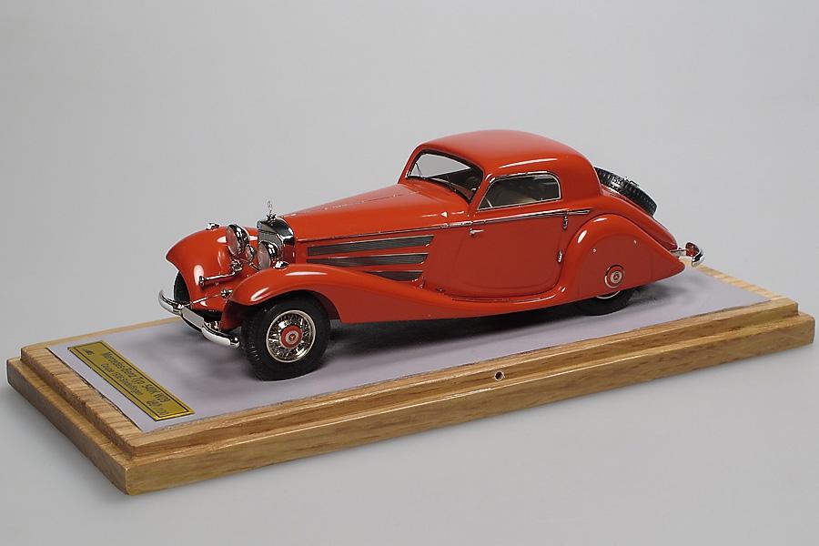 Emc 1936 Mercedes Benz 540k W29 Coupe Sindelfingen In 1