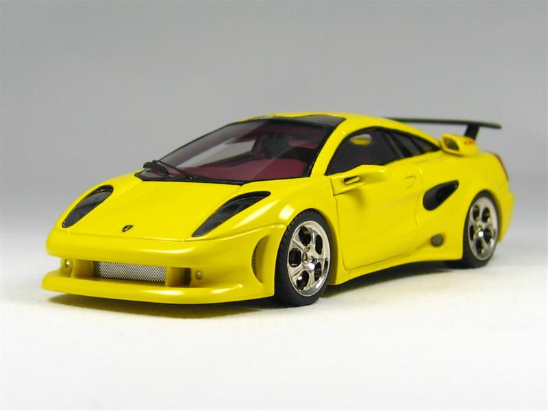 List Of Cars >> LookSmart: Lamborghini Cala Concept 1995 in 1:43 scale - mDiecast