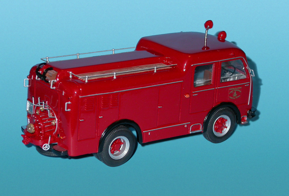 Gila Modelli: Fiat 642 N