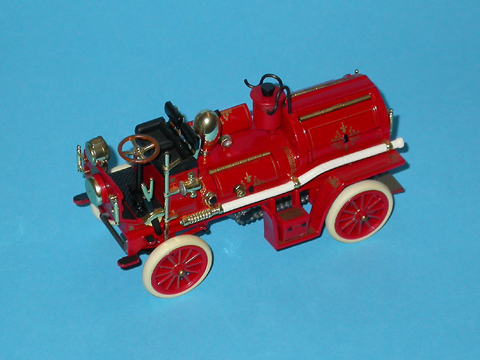 Matchbox: 1906 Waterous (YFE23-M) in 1:43 scale