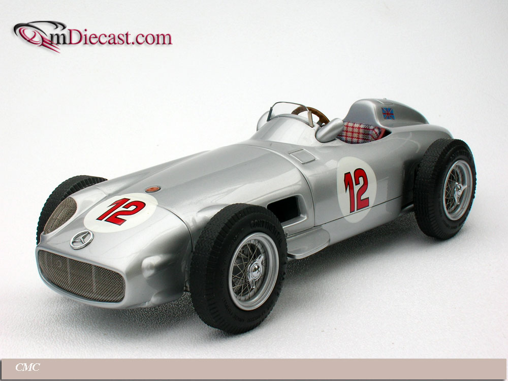 Cmc 1954 55 Mercedes Benz W196 12 M 042 In 1 18 Scale