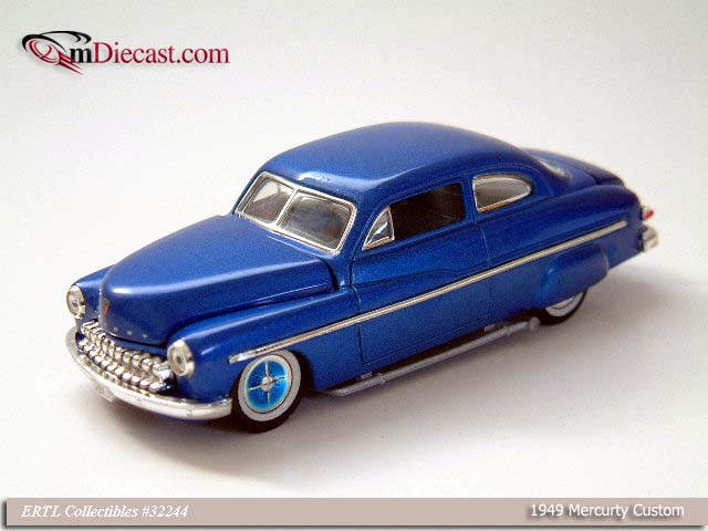 ERTL: 1949 Mercury Custom (32244) in 1:43 scale