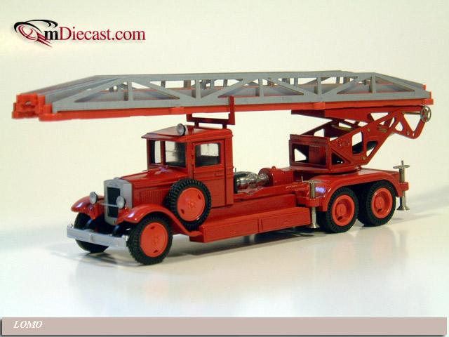 Lomo Pel 30 Fire Escape Ladder 500 Im 1 43 Ma 223 Stab
