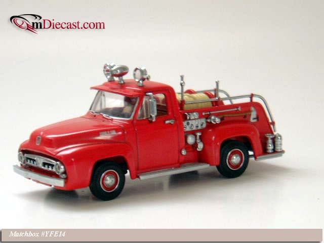 Matchbox: 1953 Ford Pick-Up (YFE14-M) im 1:43 maßstab