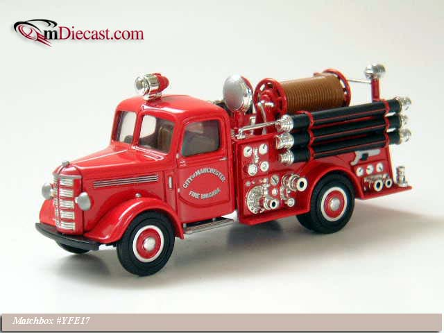 Matchbox: 1939 Bedford Truck (YFE17) in 1:43 scale