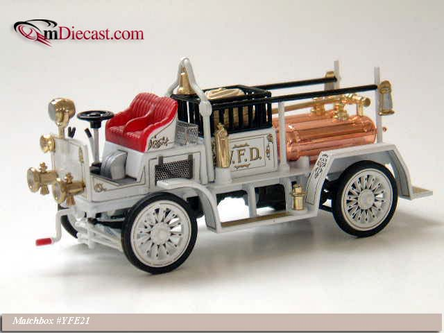 Matchbox: 1907 Seagrave AC53 (YFE21-M) in 1:43 scale