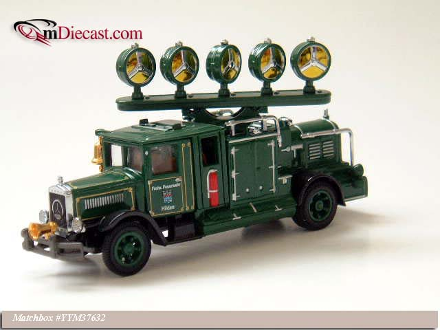 Matchbox: 1932 Mercedes L5 Light Truck (YYM37632) in 1:43 scale