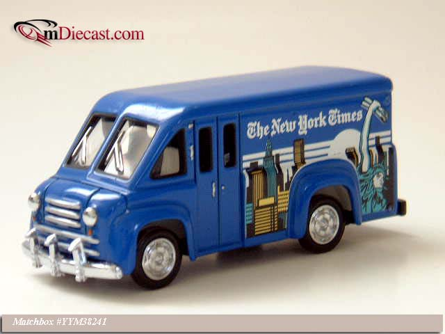 Matchbox: 1948 Dodge Route Van (YYM38241) in 1:43 scale