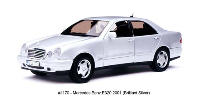 Sun star 2001 mercedes benz e320 brilliant silver 1170 for Sun motor cars mercedes benz